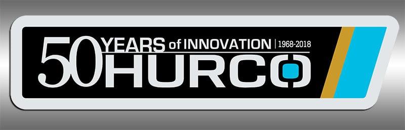Hurco_50th_machine_badge