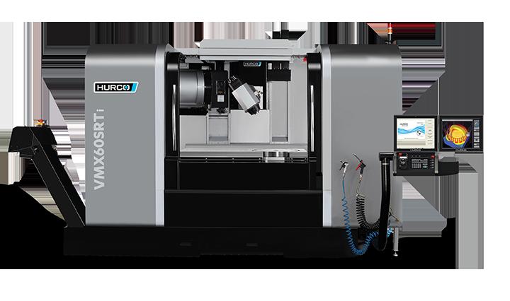 Hurco 5-Axis Machine